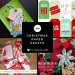 Dollar tree christmas wreath p s i love you crafts for Craft paper dollar tree